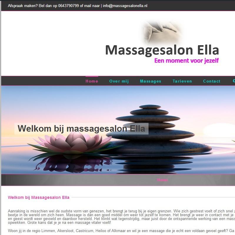 Massagesalon Ella