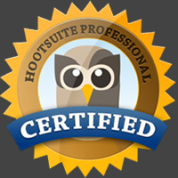 Hootsuite certifiied